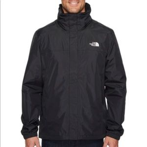 The North Face Men's Resolve Jacket Hoodie Size LG